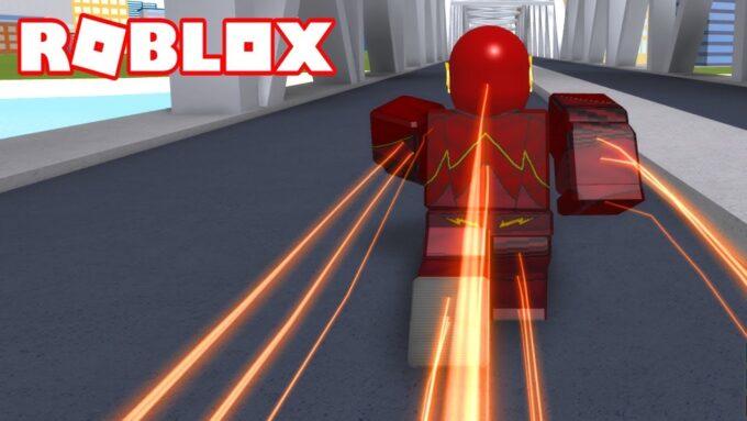 Roblox The Flash Códigos Octubre 2021