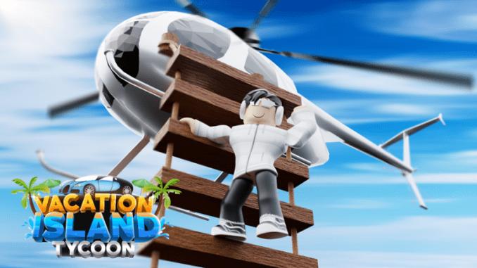 Roblox Vacation Island Tycoon Códigos Octubre 2021